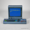 Paper cut-out versions of your fave retro-computers