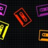 Mastertronic Cassette  Colour Codes