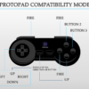 Protovision seeking funding for new 8-button, 9-pin controller